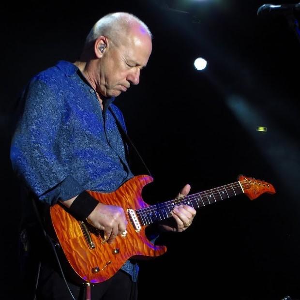 Gitarre: Pensa; gespielt: Telegraph Road (Teil 2, Finale)