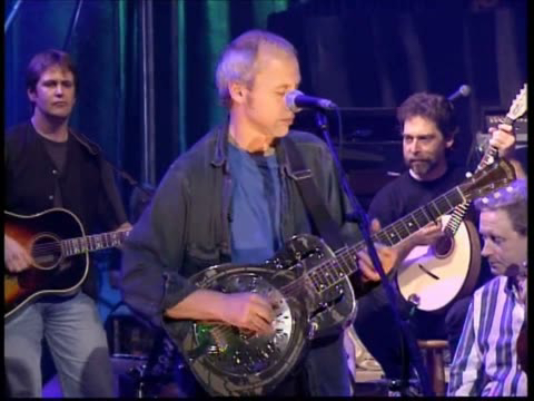 Guy Fletcher, Mark Knopfler, Richard Bennett, Guy Fletcher