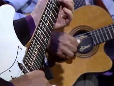 Mark Knopfler und Chet Atkins
