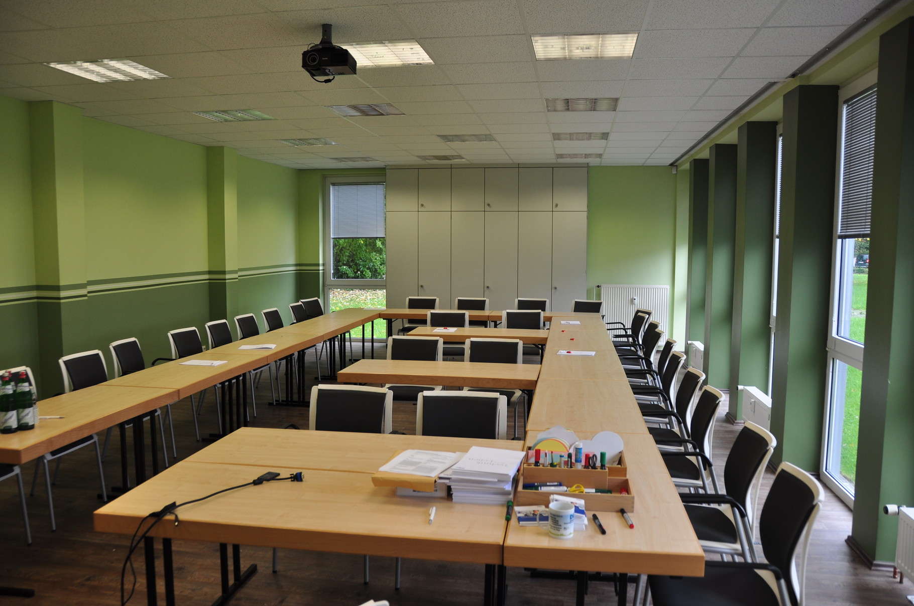 Seminarraum  Zeche Viktoria