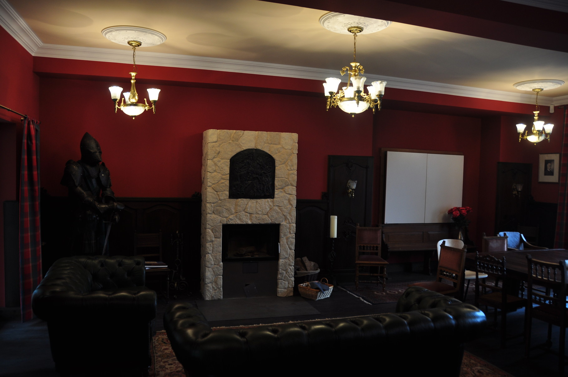 Seminarraum Zeche Rosehall
