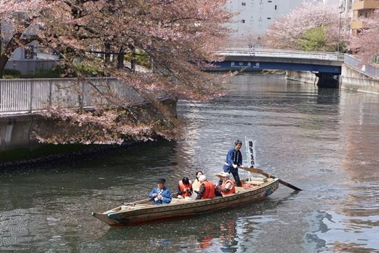 小型の和船