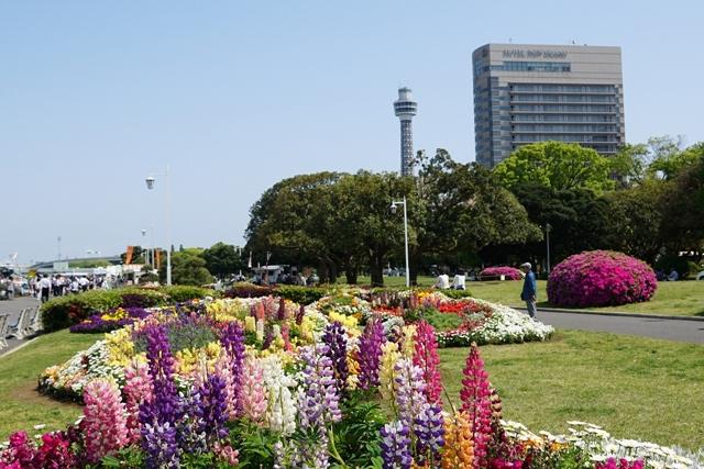 花と緑のフェスティバル(山下公園)
