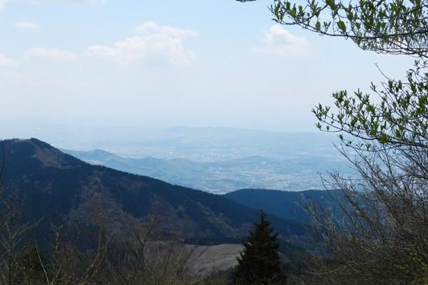 5 大山の眺め