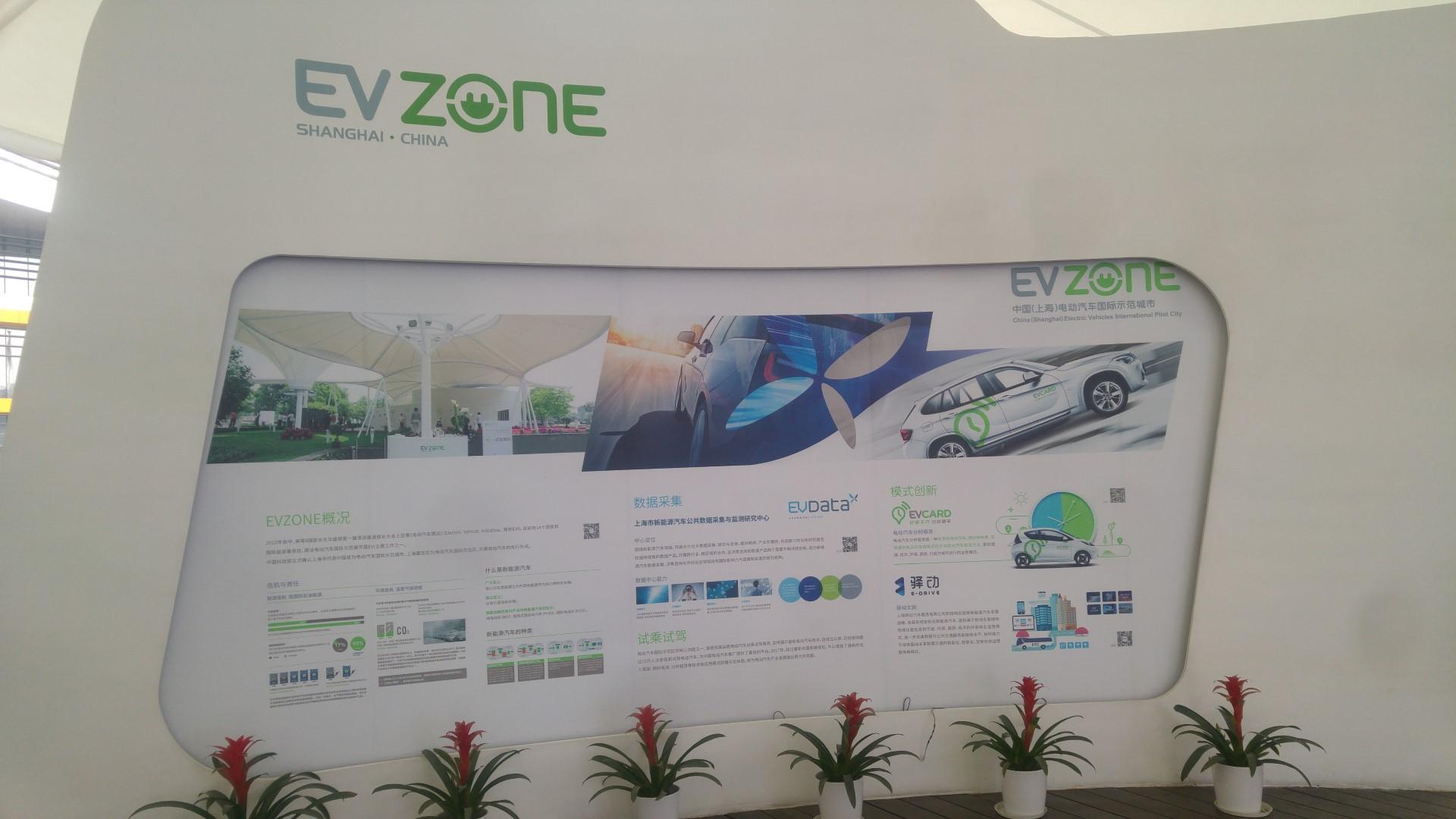 Shanghai EV Zone