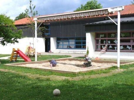 Kindergarten Fuchstal Erweiterung