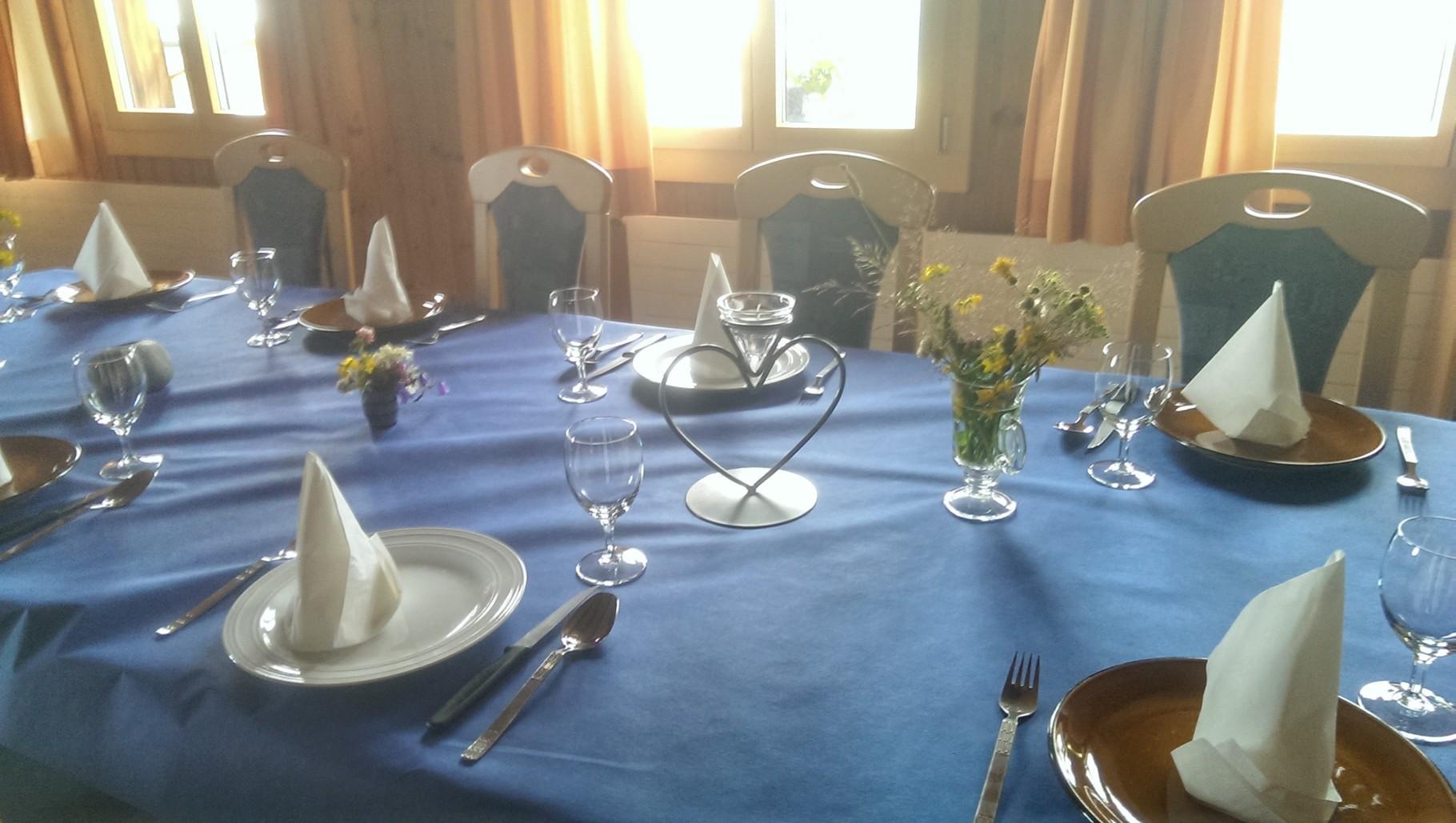 Feste feiern im Lochsitli