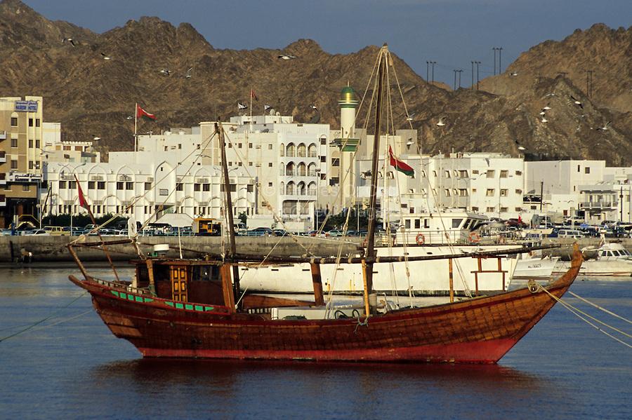 Dhow Omanais