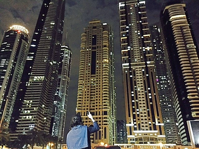 Tours de Dubai Marina