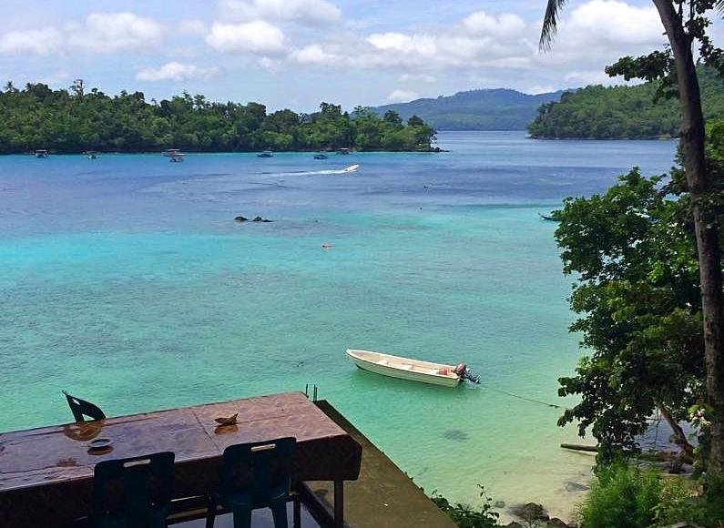 Pulau We île au large de Banda Aceh
