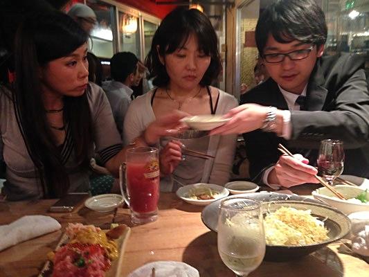 Mes amis Tokyoïtes