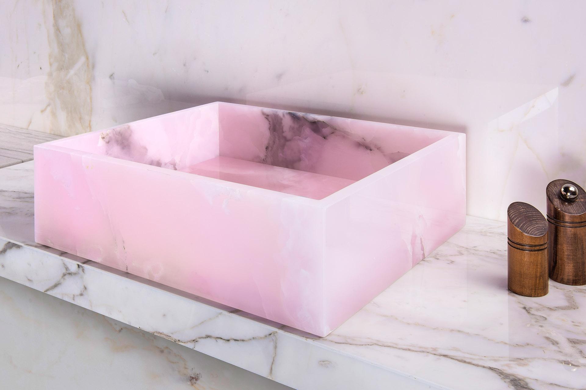 Pink Onyx