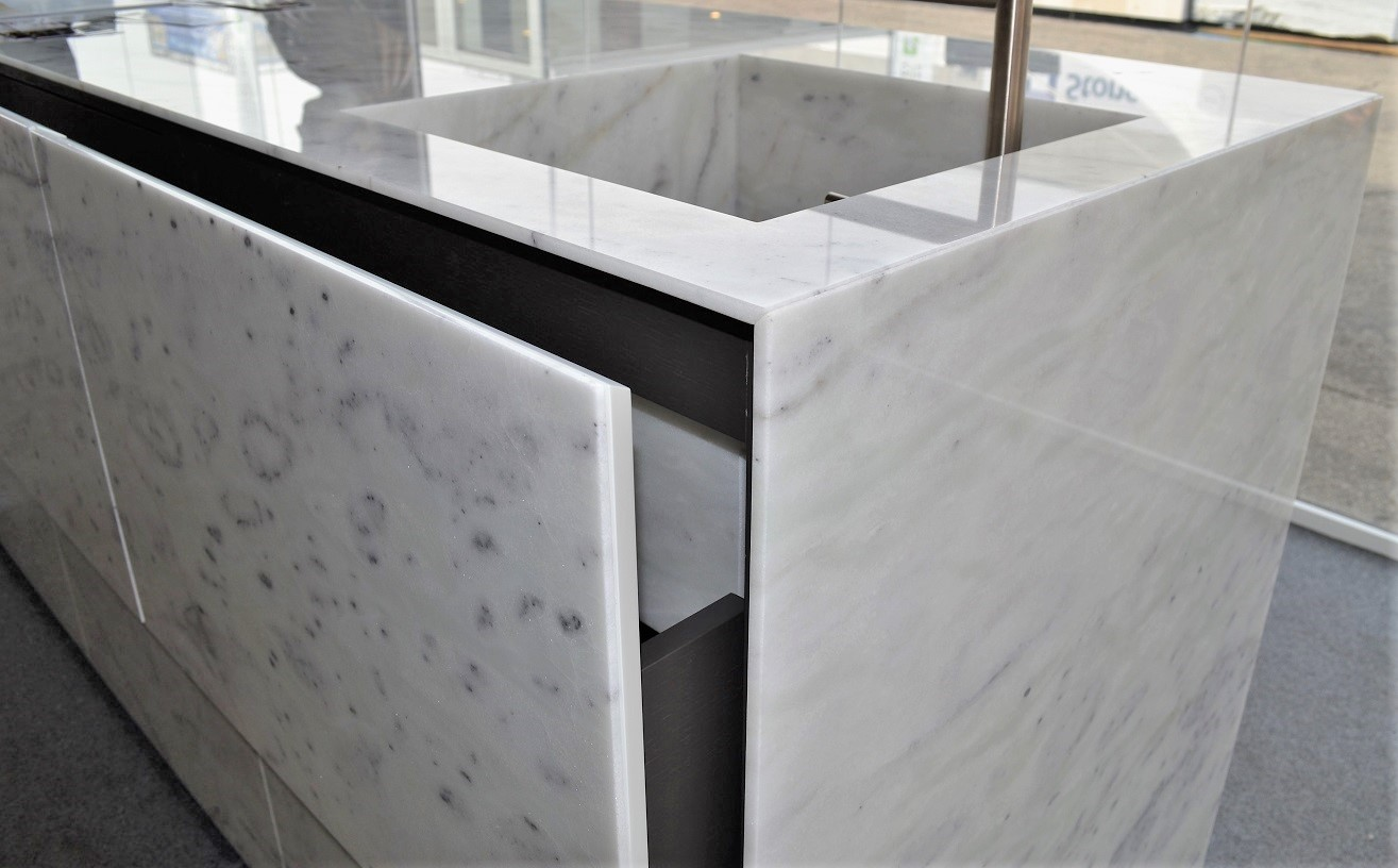 White Marble all over