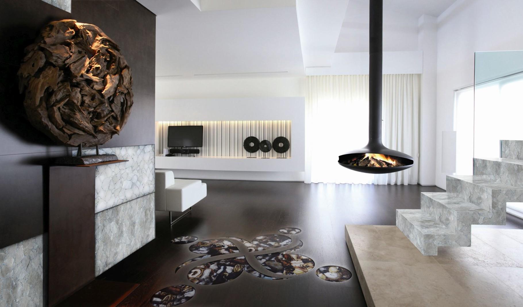Luxyry elements of precious stone