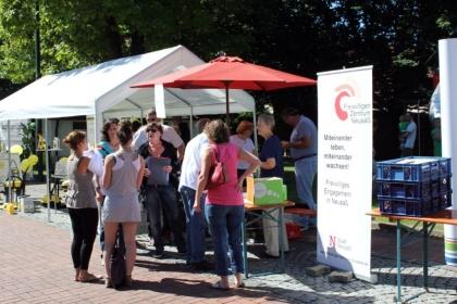 Freiwilligen-Zentrum Neusäß - Losaktion 2010