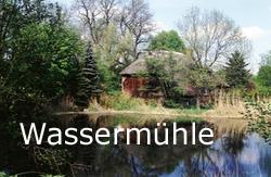 Wassermühle in Kühren