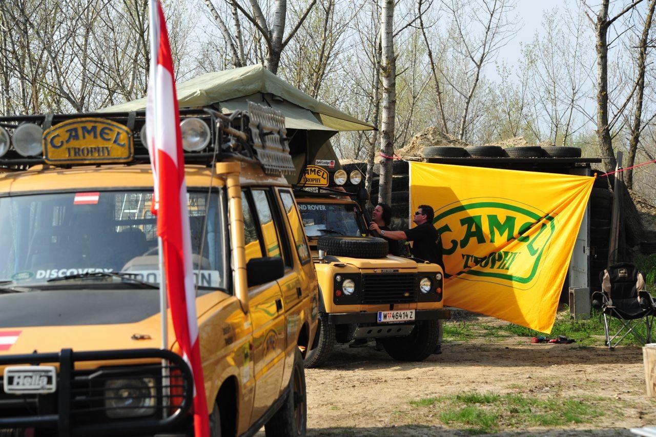 Camel Trophy Club Austria