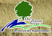 Internetseite Baumberge Touristik