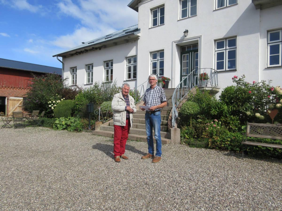 Familie Jens Reimers, Gut Royum, Brodersby