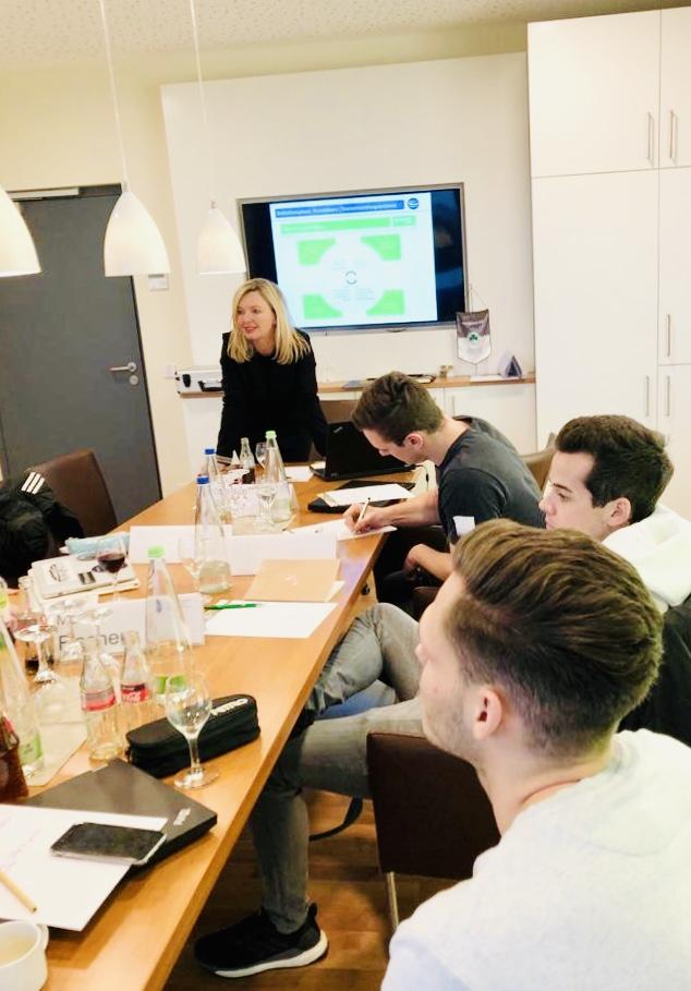 Lecturer@work: Agile Methoden & OE, Masterclass
