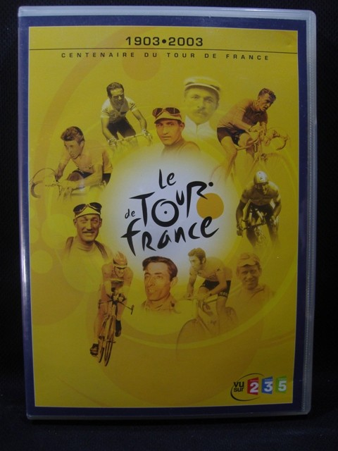 DVD  Centenaire du Tour de France 1903-2003