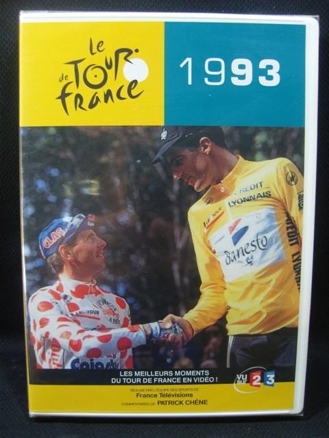 DVD  Tour de France 1993
