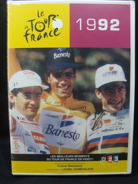 DVD  Tour de France 1992