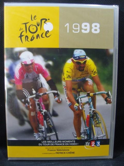DVD  Tour de France 1998