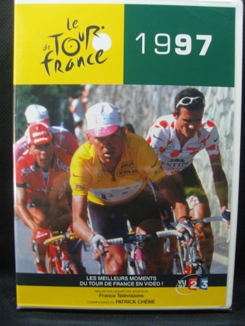 DVD  Tour de France 1997
