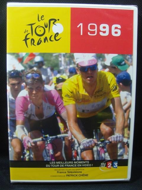 DVD  Tour de France 1996