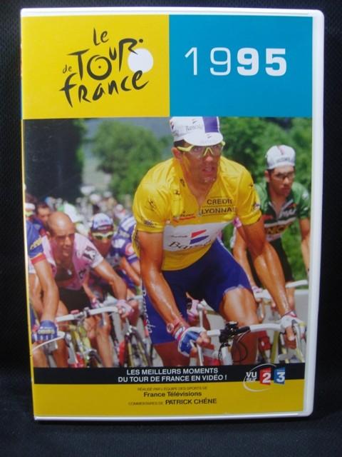 DVD  Tour de France 1995