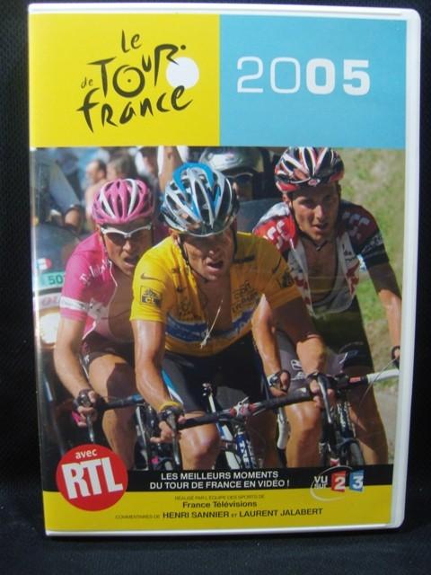 DVD  Tour de France 2005