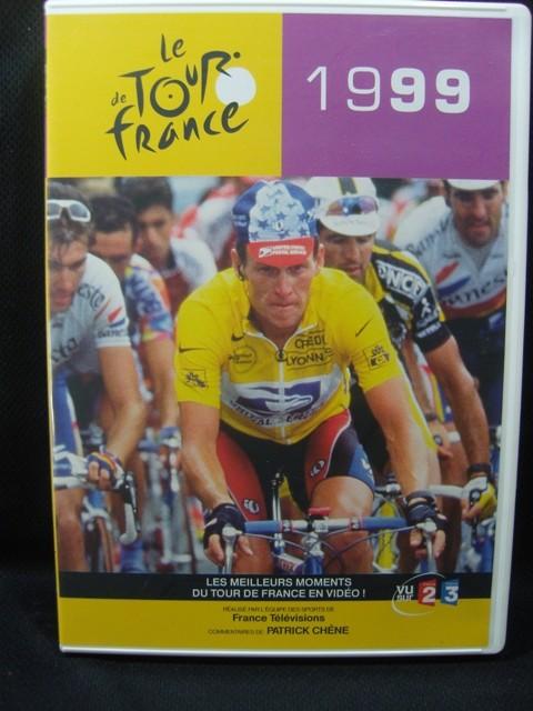 DVD  Tour de France 1999
