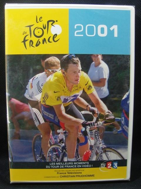DVD  Tour de France 2001