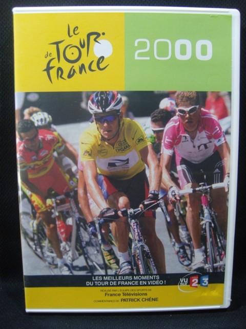 DVD  Tour de France 2000