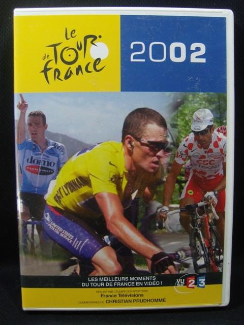 DVD  Tour de France 2002