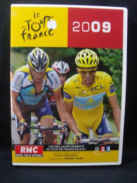DVD  Tour de France 2009