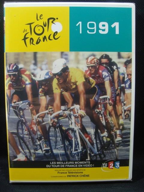 DVD  Tour de France 1991