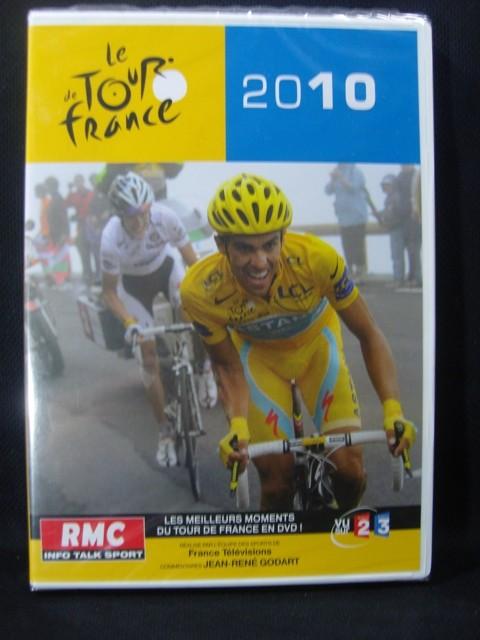 DVD  Tour de France 2010