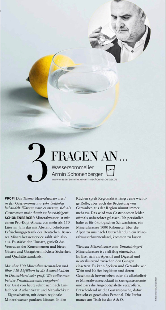 Falstaff Profi Magazin 2019