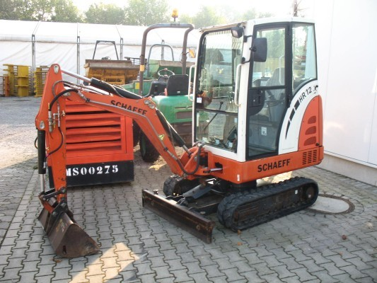 Minibagger 1,5to