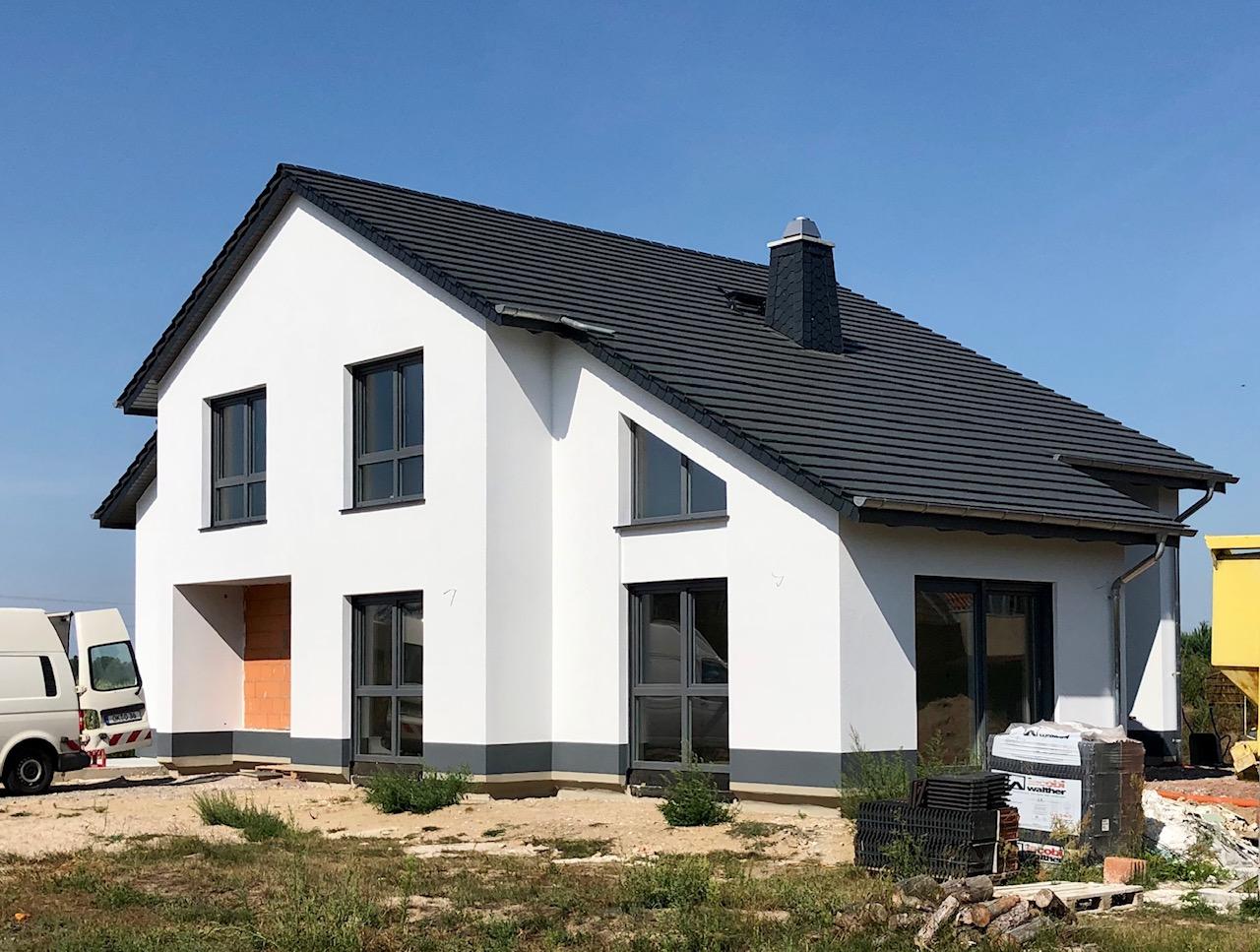 Einfamilienhaus Calvörde - Entwurf Matthias Kraul