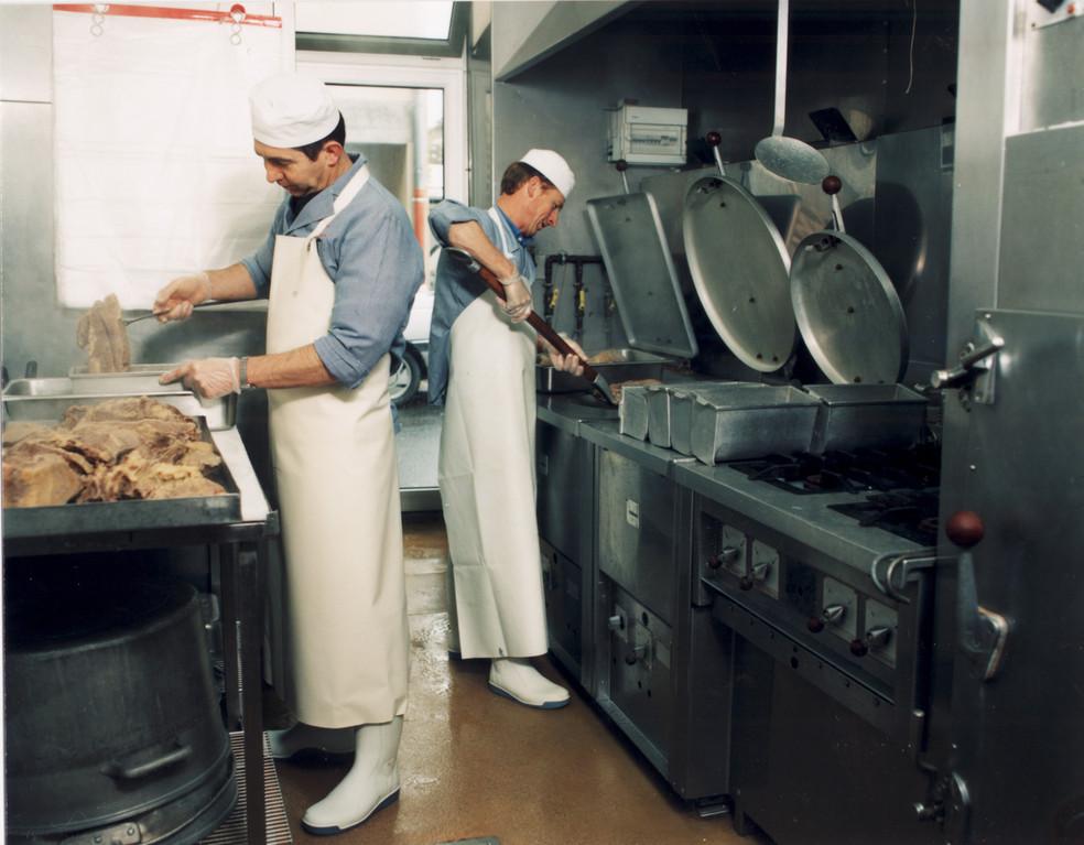 les cuissons au bouillon comme autrefois