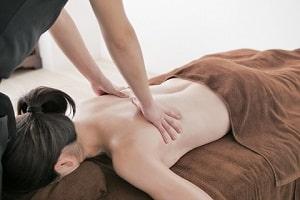 背中・下肢・フェイシャル・胸部・腹部・上肢・腰と臀部の全身のリンパドレナージュの手技が学べるリンパドレナジストコース