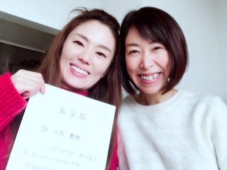 ボディセラピストコース卒業生渡邉さん