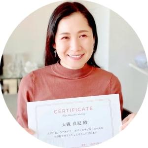 癒しの3大技術を習得してサロンに就・転職を果たしたボディセラピストコース卒業生石田さん