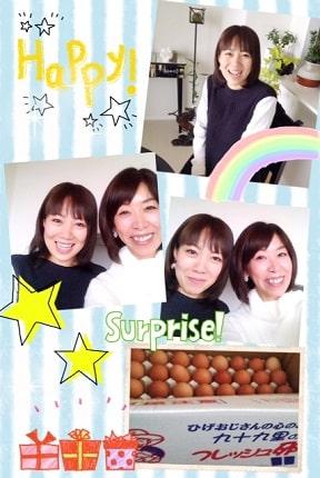 東京リラックセーションアカデミースクールブログ。ボディセラピストコース卒業生木崎さんの写真
