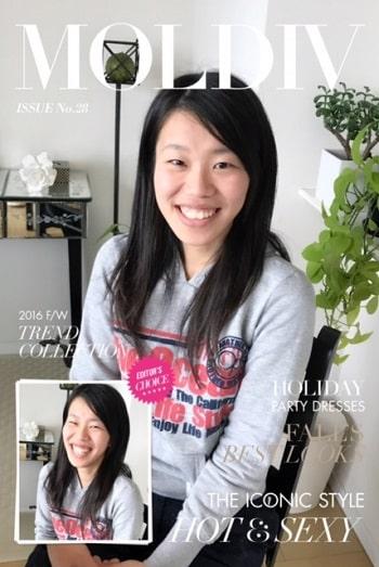 東京リラックセーションアカデミースクールブログ。スキルアップで整体1日講習を受講しにお越しくださった長倉さんの写真