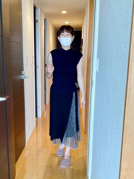東京リラックセーションアカデミースクールブログ。リンパケアリストコース谷川さん
