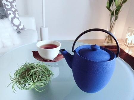 東京リラックセーションアカデミースクールブログ。新しい茶器の写真
